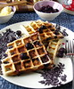 Thumbnail image for Blueberry Lemon Poppy Seed Waffles & OXO Giveaway!
