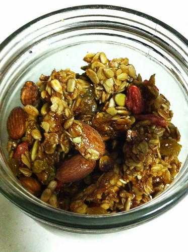 First time granola