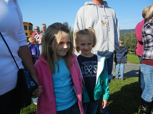 Sept 25 2012 Showalter Orchard Kindergarten Field Trip