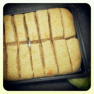 parmesan breadstick