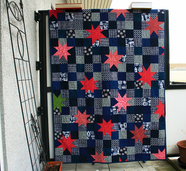 the odd one quilt