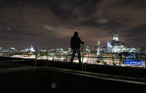 The Watcher Over the City of London
