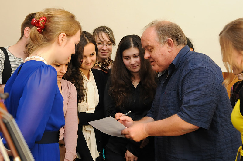 IV МОЛОДЕЖНАЯ МУЗЫКАЛЬНАЯ АКАДЕМИЯ СТРАН СНГ, Львов 2012_13