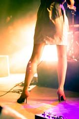 Heels on Stage