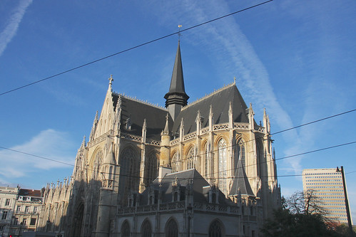 Church of Our Lady of Sablon