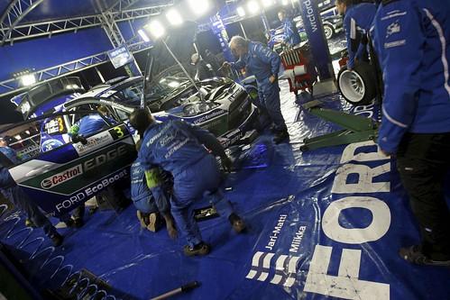 Team Ford WRC
