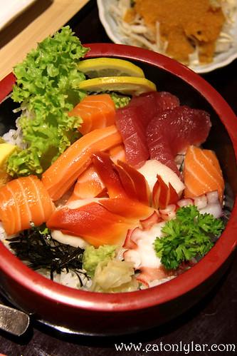 Senjyu Chirashi Don Zen, Senjyu Japanese Restaurant