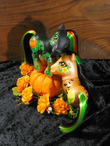 Halloween Ponies 06