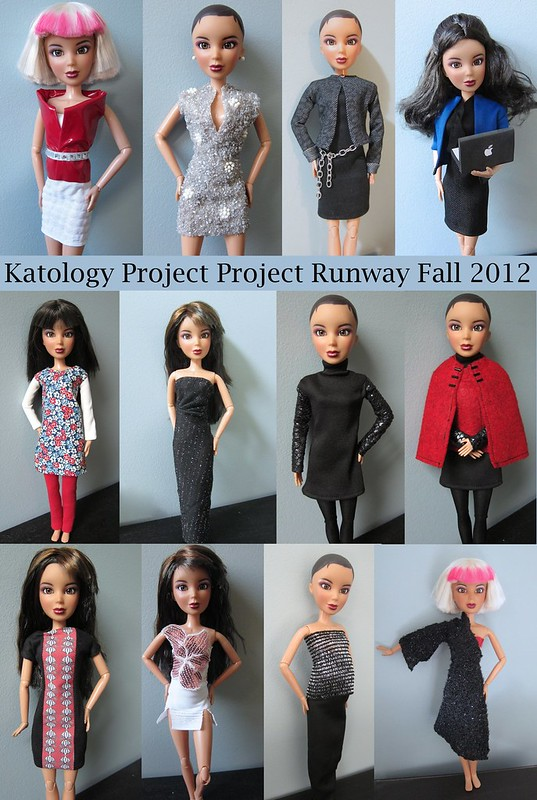 Project Project Runway Katology2012