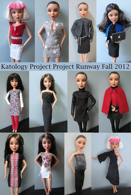 Project Project Runway Katology2012