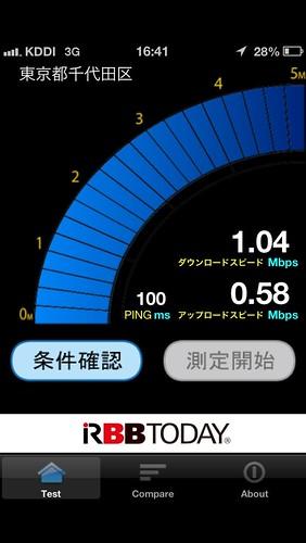 東京3G1