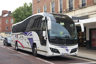 Coaches in Norwich (c) David Bell