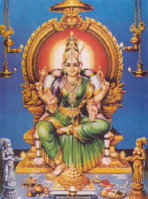 Maa Bhubabneswari Temple – Inside Jagannath Temple