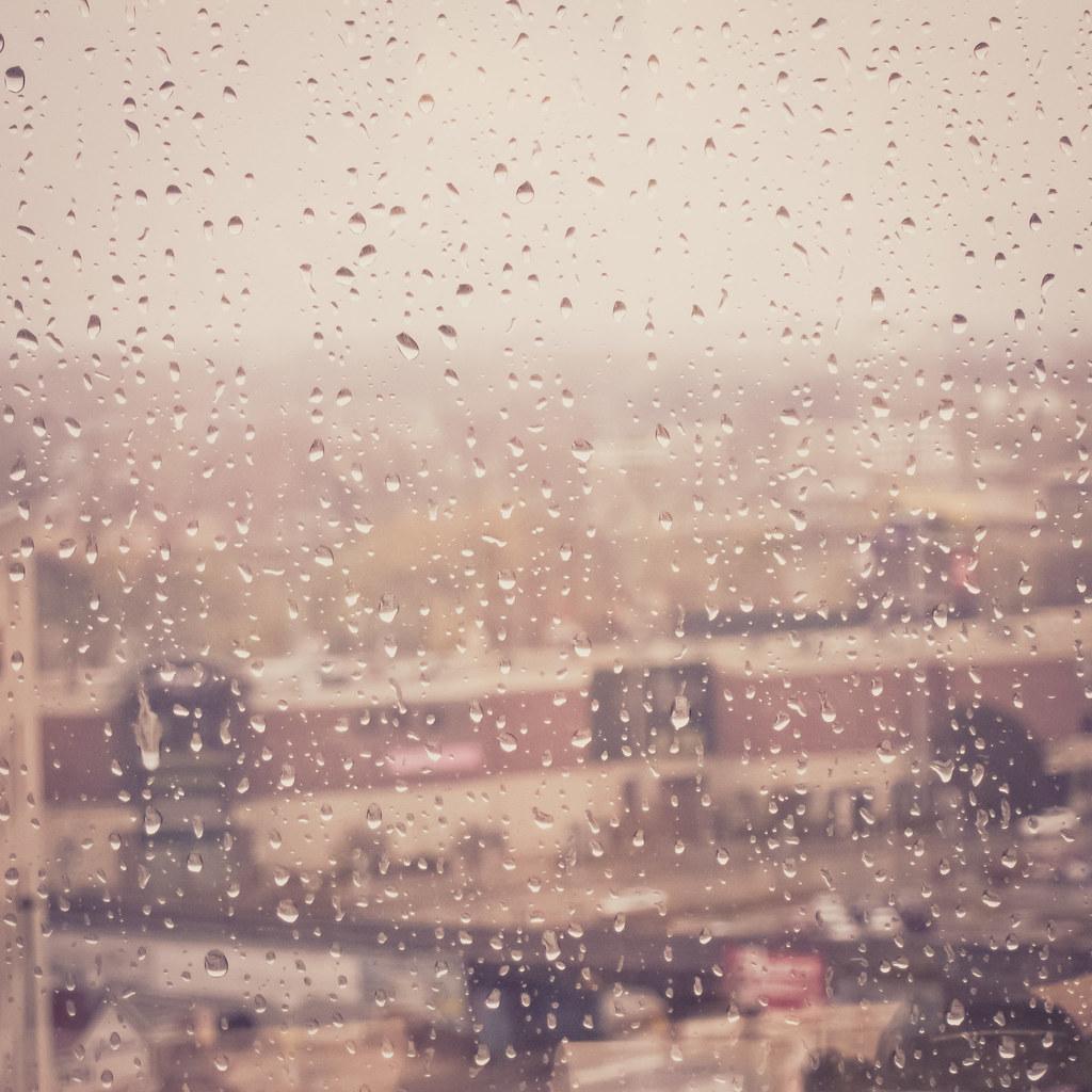 Rain, rain and more rain...