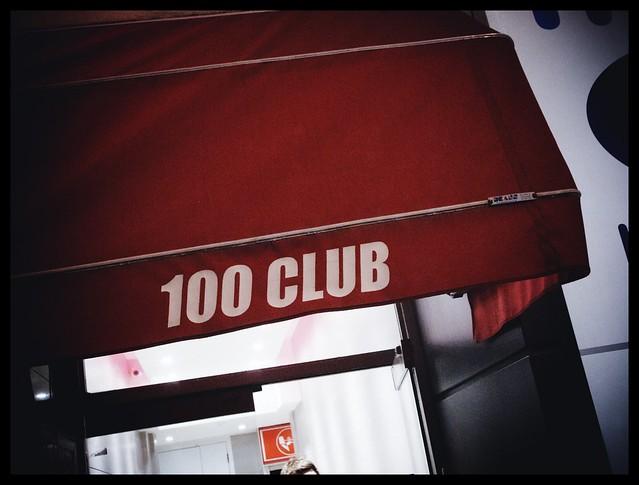 255/366 - 100 Club