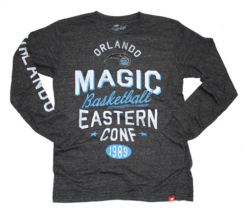 ORLANDO MAGIC RAFTER SHIRT BY SPORTIQE