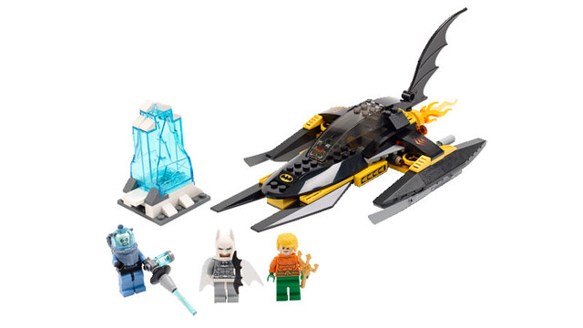 76000 Arctic Batman vs. Mr. Freeze: Aquaman on Ice 8102775375_390d6f5384_z
