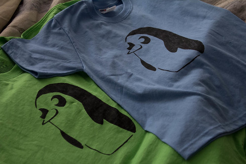Pair of Gunther Tshirts.