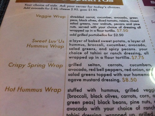 Crispy Spring Wrap Description - Spiral Diner