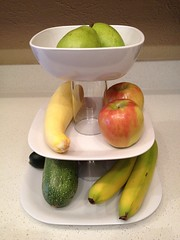 DIY Fruit Stand - Complete