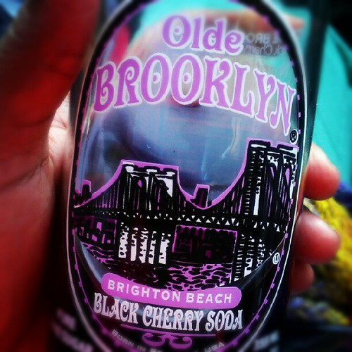 Brooklyn tastes good.