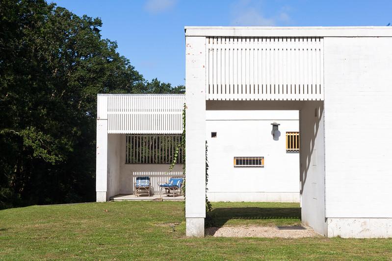 Maison louis carr by alvar aalto at kitka design toronto for Carre maison