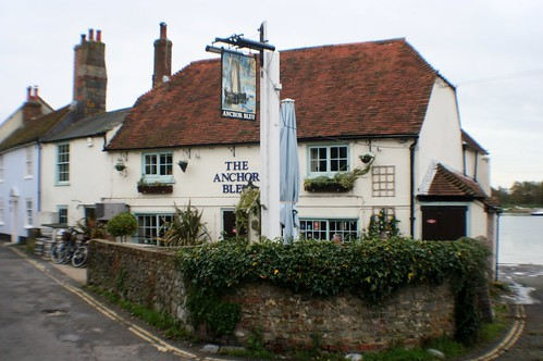 The Anchor Bleu Pub, Bosham