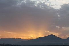 Geneva Sunrise - 21 October 2012