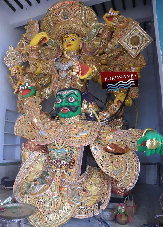 Janhikhai Gosani ( Janhimundia )