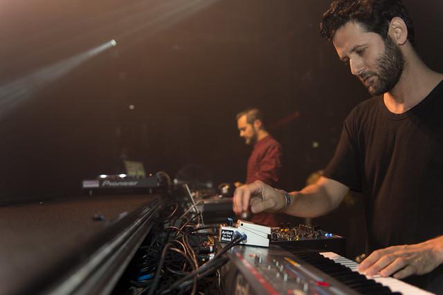 Photo:Guy Gerber & Frenk Wiersma // Cocoon Heroes ADE special By Merlijn Hoek