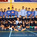 Escuela de Baloncesto La Salle