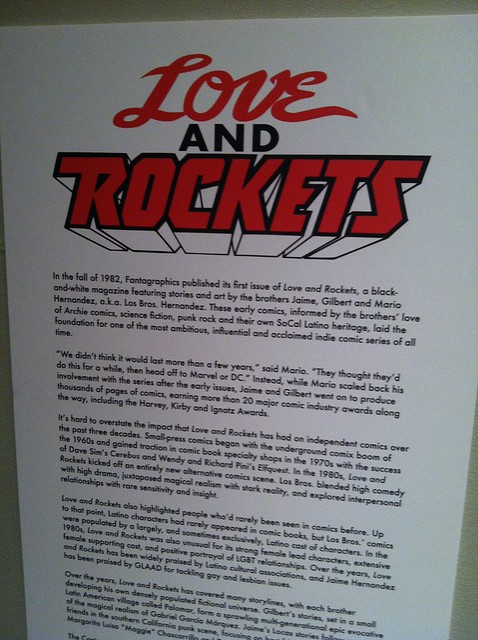 Love and Rockets: A 30th Anniversary Celebration