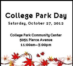 2012 College Park Day
