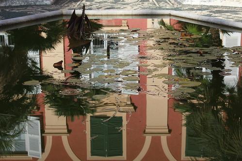 Palazzo reale: fontana