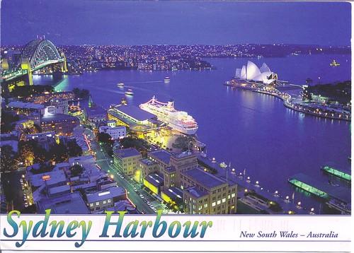 Sydney Harbour New South Wales Australia