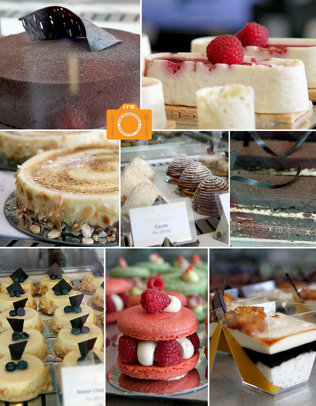 The Cake Club cakes