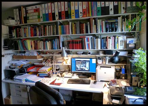 Desk 2012