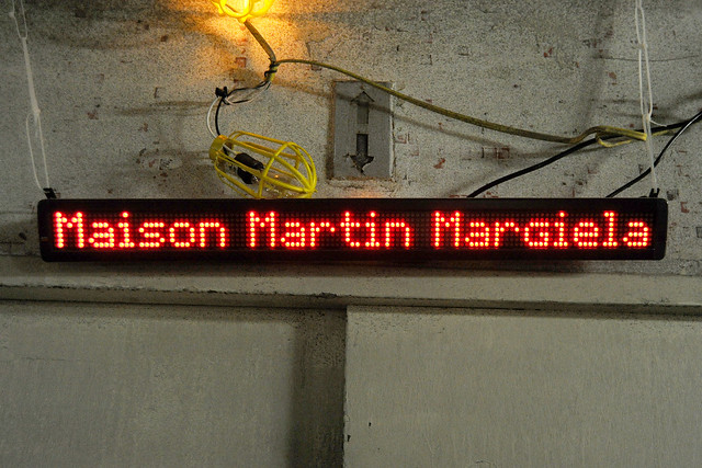MAISON MARTIN MARGIELA with H&M Global Fashion Event