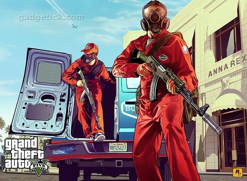 Арты GTA 5