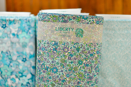 Liberty of London : Bloomsbury Garden