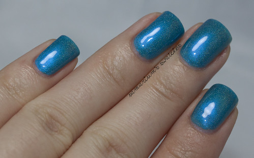 Jindie Nails Blue Blue xmas (3)