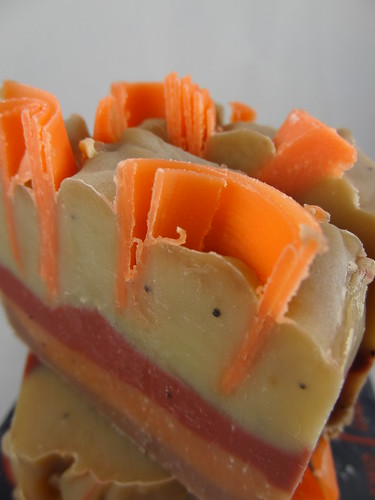 Pumpkin Spice Soap Oct 2012 (9)