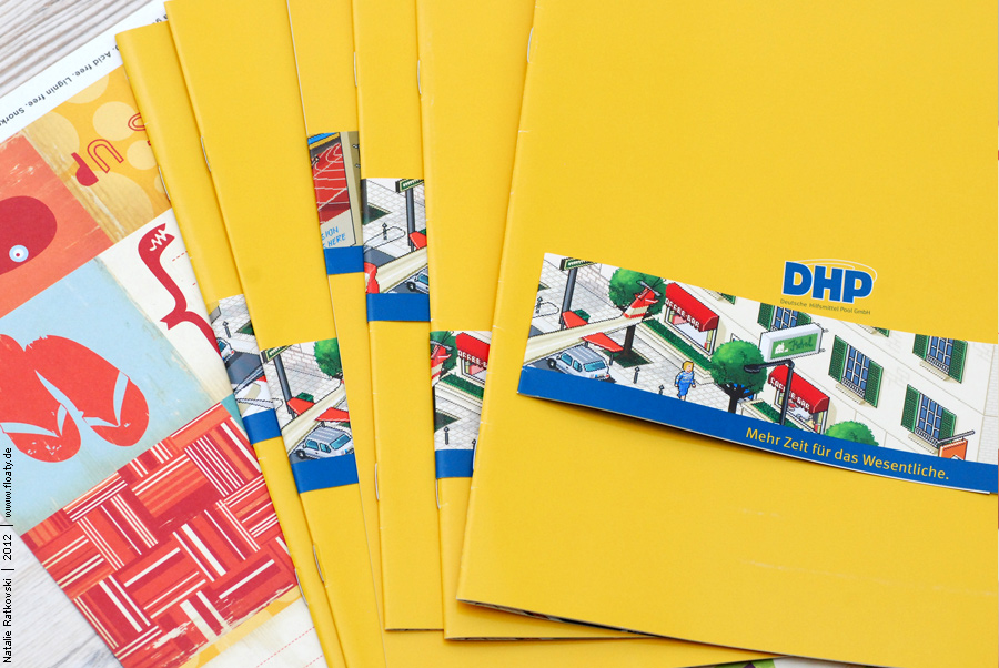 DHP Imagebroschüre