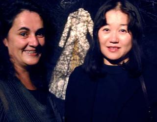 Con Chiharu Shiota