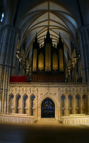 St. Hugh's Choir and Cathedral Organ