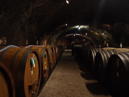 Barrel Cellar of Schloss Johannisberg