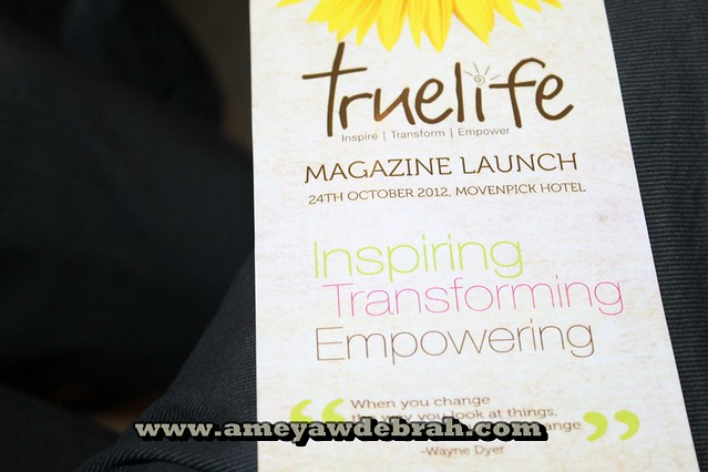 Truelife Magazine launch in Accra