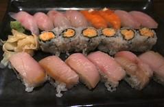 meal, california roll, fish, sushi, japanese cuisine, food, dish, cuisine, asian food,