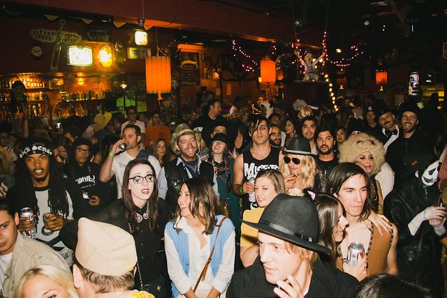 Ezekiel x Active Halloween Party @ Alex's Bar