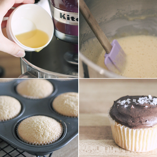 Chocolate, Olive Oil & Sea Salt Cupcakes-12
